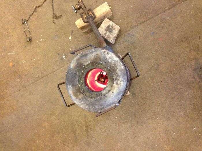 Екзотичне кільце по технології Мокумэ Ганэ (14 фото)