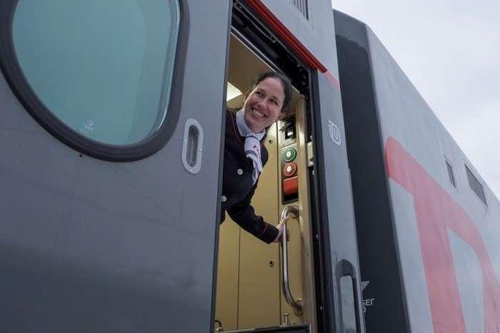 Новий двоповерховий потяг РЖД (28 фото)