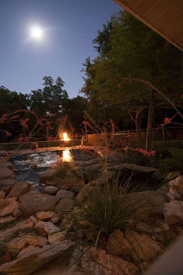 Як побудувати гірський водойма у дворі власного будинку (30 фото)
