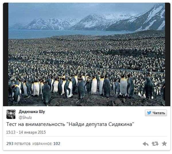 В Антарктиді втратили звязок з депутатами Держдуми РФ. Реакція Рунета (23 фото)