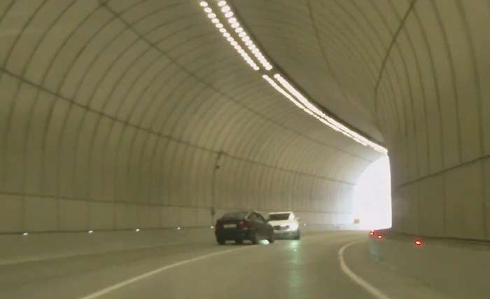«Адлер — Червона Поляна» – найкраща і найдорожча дорога в Росії (11 фото)