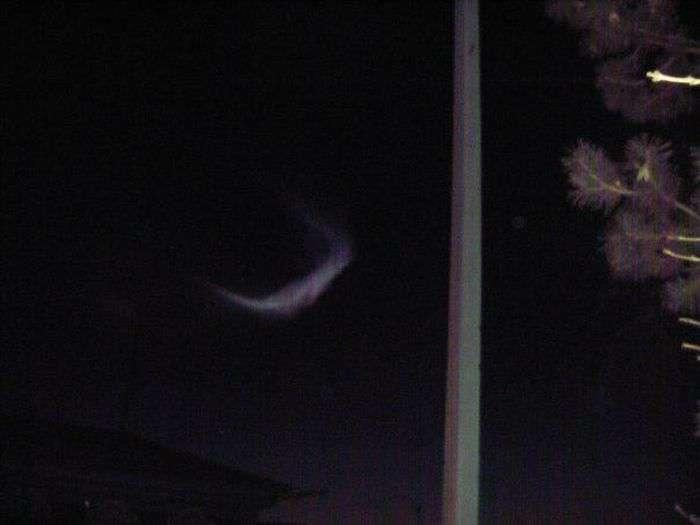 Над Благовіщенському пролетіла друга ступінь американської ракети Falcon 9 (9 фото + 2 відео)