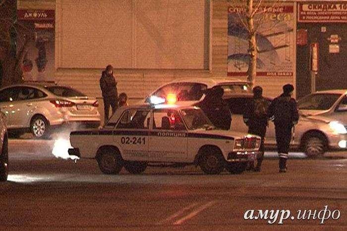 Звільнений заступник начальника ЦБ по Амурській області вбив трьох колег і застрелився сам (8 фото)