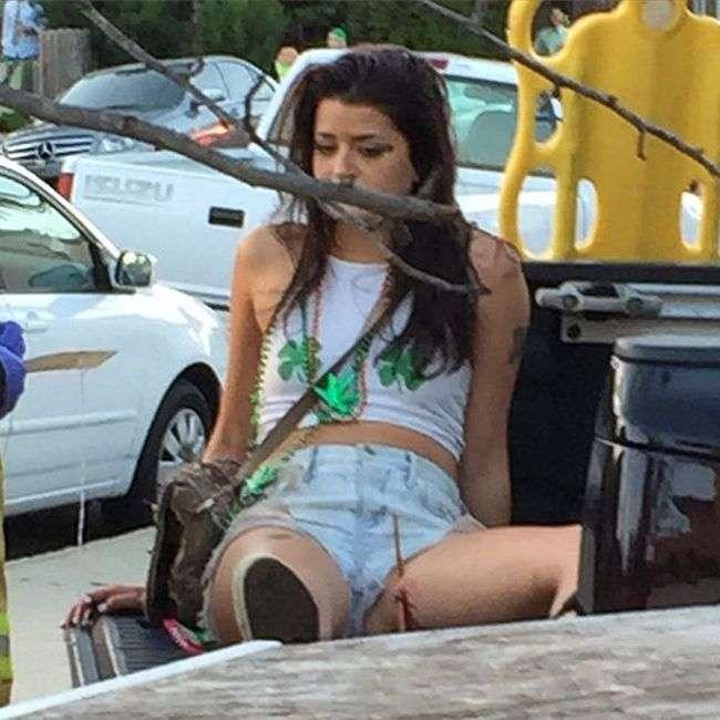 Вечірка американських студентів завершилася у лікарні (15 фото + 1 відео)