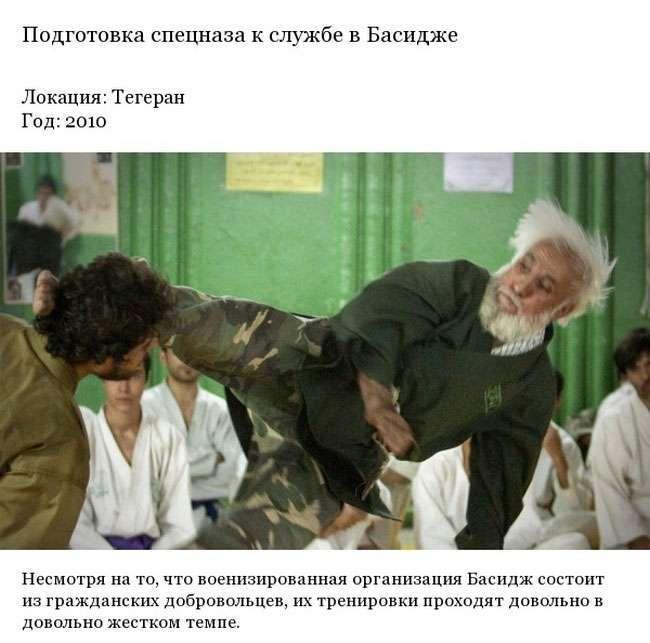 Найбільш суворі тренування військовослужбовців і поліцейських з різних частин світу (10 фото)