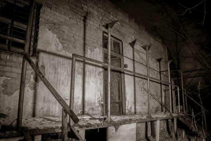 Покинута саранская колонія-поселення (41 фото)