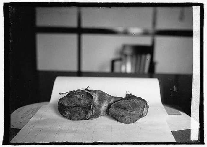 Дивна взуття американців в минулому (3 фото)